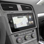 VW e-Golf Touch tem central multimídia tecnológica próxima de produção