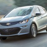 Chevrolet mostra o hatch elétrico Bolt