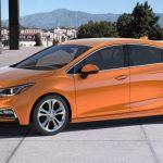 Chefão da Chevrolet cogita Cruze RS hatch