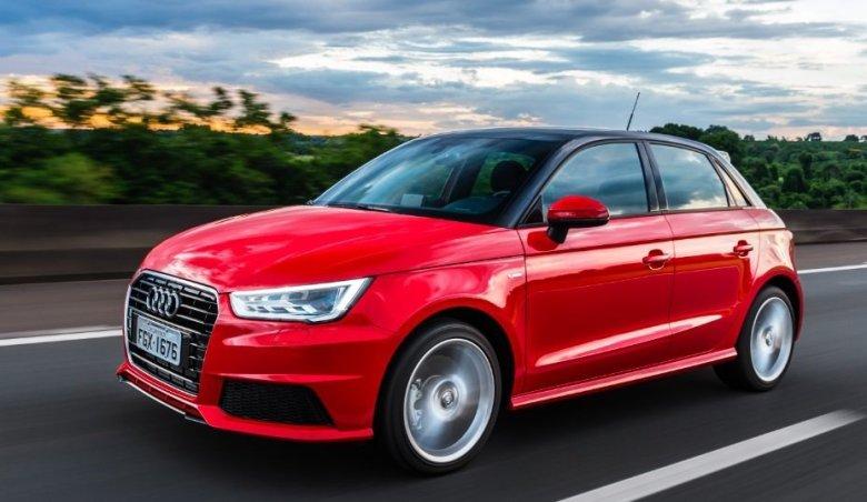 Novo Audi A1 2016 parte dos R$ 106.990