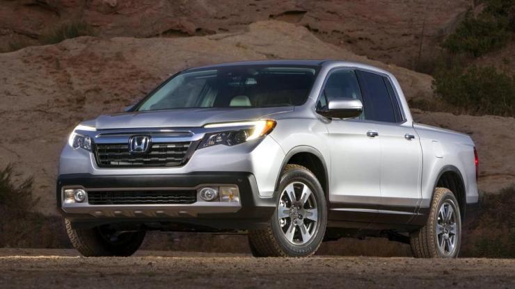 Honda Ridgeline (1)