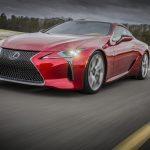 Este é o Lexus LC 500