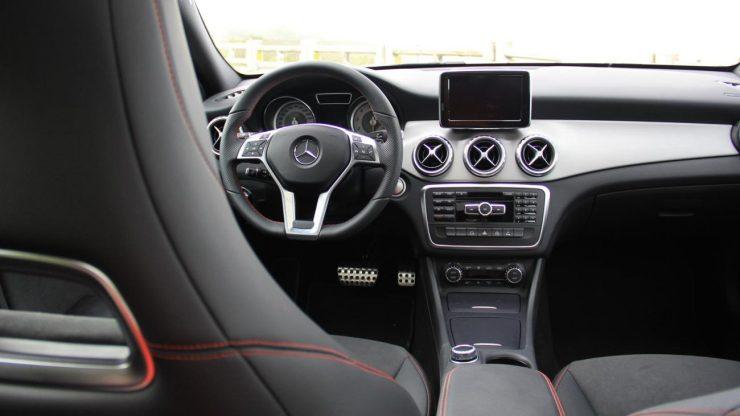 Mercedes-Benz GLA 250 (34)