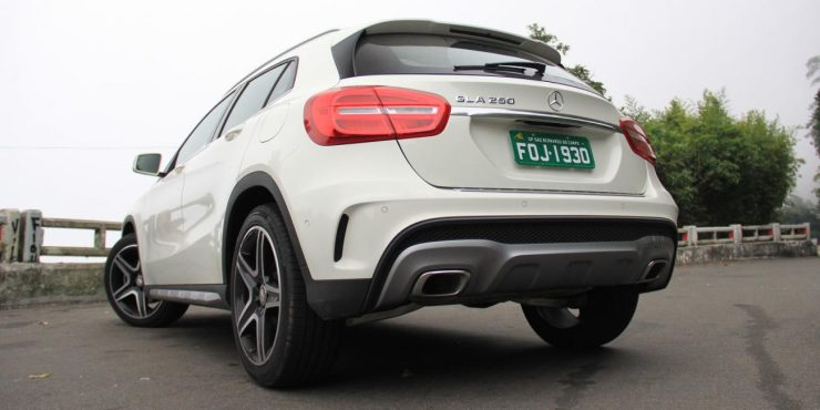 Mercedes-Benz GLA 250 (46)