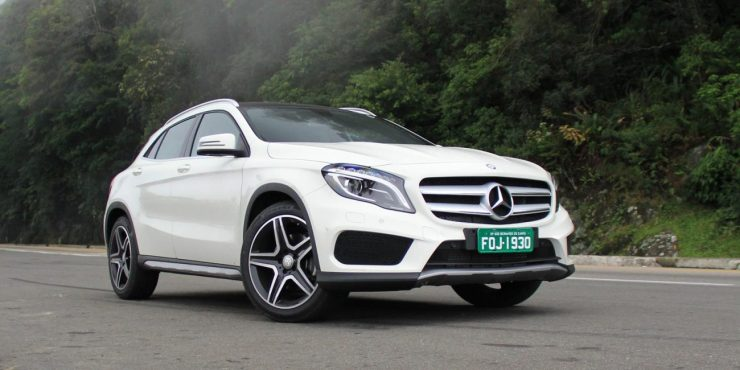 Mercedes-Benz GLA 250 (9)