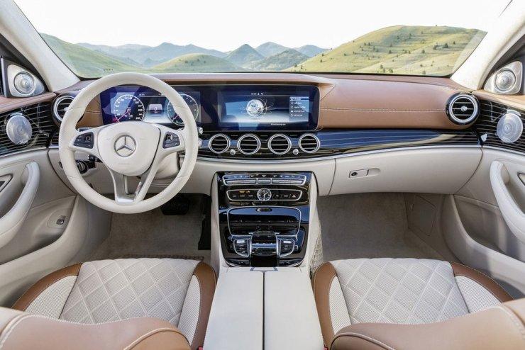 Mercedes Classe E (2)