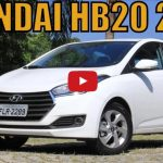 Avaliação em vídeo – Hyundai HB20 Premium 2016