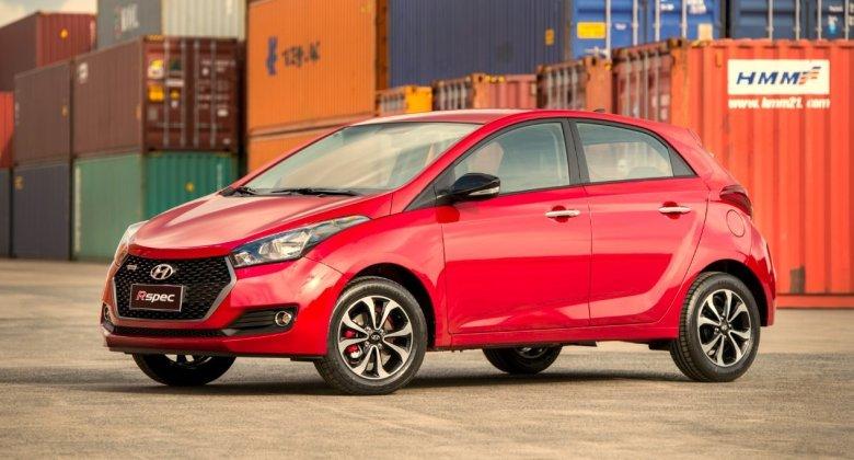 Hyundai apresenta o HB20 R spec, que chega em fevereiro