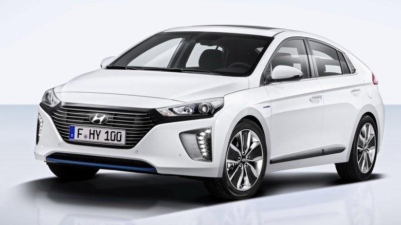 Ioniq, o híbrido da Hyundai, tem todos os detalhes revelados