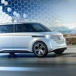 Nova Kombi, Volkswagen Budd-e será lançado em até quatro anos