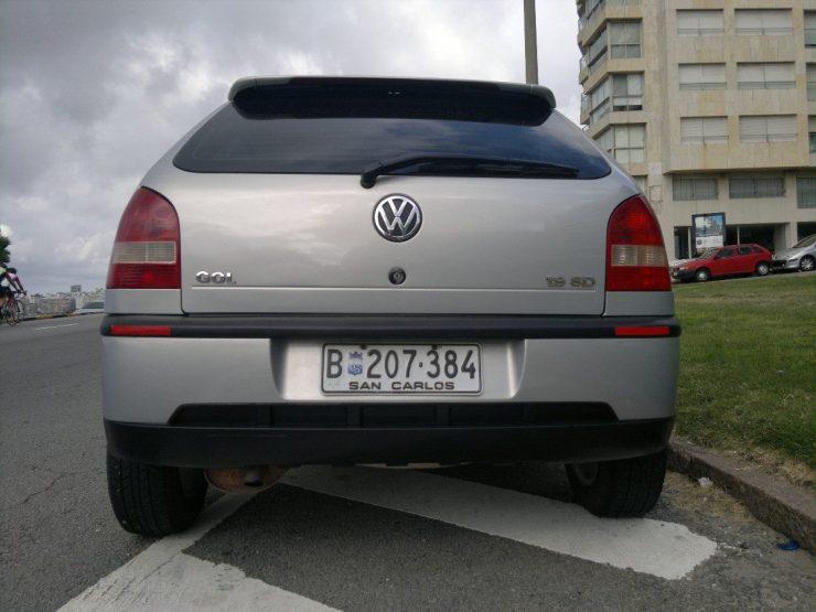 O Gol com motor a diesel foi vendido entre 2000 e 2008 para Argentina (14.562 unidades no período), Uruguai (1.219 unidades) e Paraguai (898 unidades).
