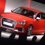 Audi RS3 Sedan terá 405 cv