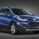 GM mostra a nova cara do Chevrolet Tracker