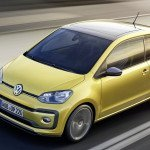 Volkswagen Up! pode ganhar versão GTI
