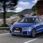 Audi mostra novo RS Q3 Performance com 367cv