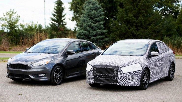 Ford utiliza técnicas avançadas de camuflagem para despistar concorrentes e proteger segredos industriais
