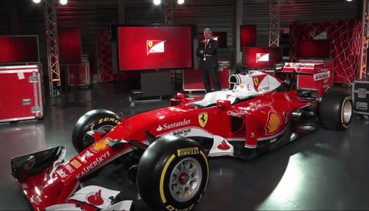 Ferrari 2016