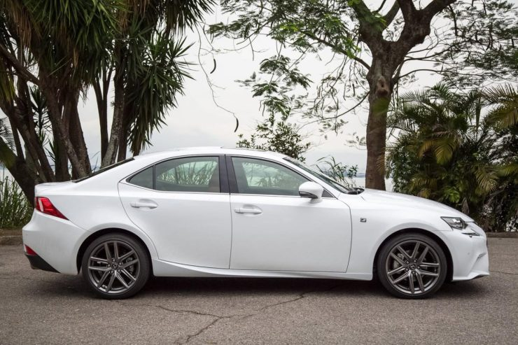 Lexus IS 250 F Sport (7)