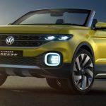 Volkswagen T-Cross Breeze antecipa novo SUV compacto