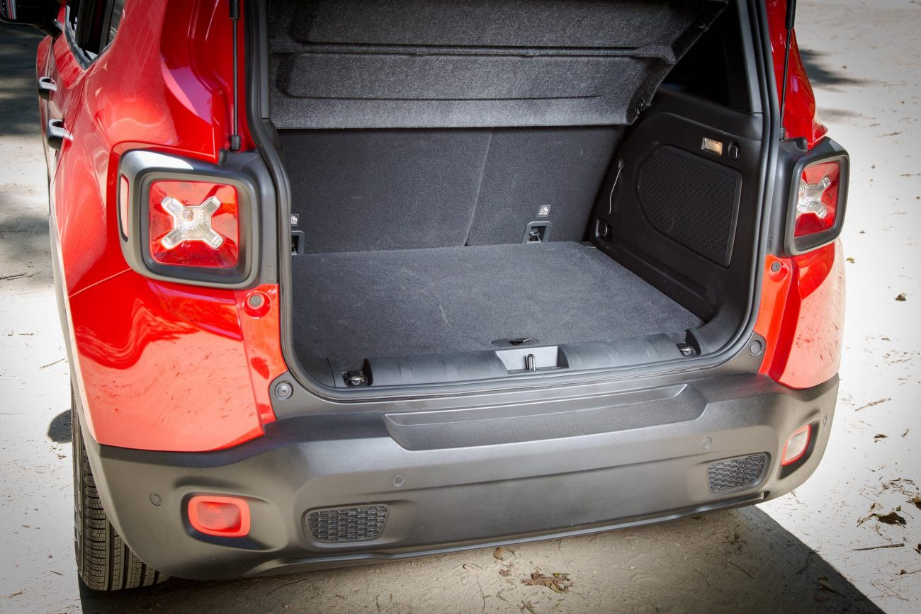 Jeep Renegade Sport 1.8 Flex é um bom carro 1.6