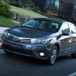 Toyota Corolla 2017 já está nas lojas