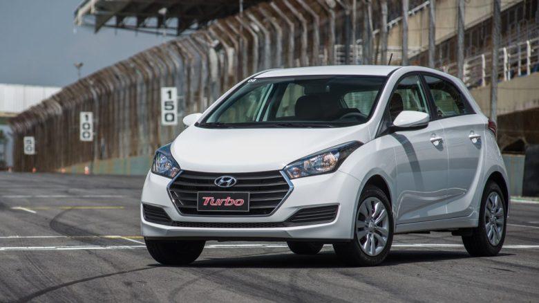 Hyundai HB20 ganha motor 1.0 turbo de 105 cv