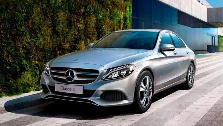 Mercedes c 180 flex fuel