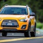 Mitsubishi ASX Outdoor ganha versão 4×2 com câmbio CVT