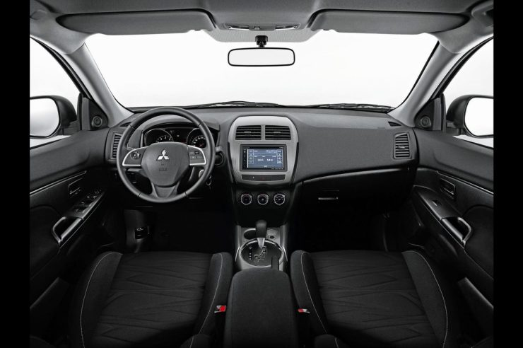Mitsubishi ASX Outdoor 4X2 CVT (5)
