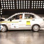 Chevrolet decepciona e fica com zero em teste de segurança