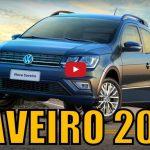 Avaliação em vídeo – Volkswagen Saveiro Highline 2017