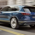Volkswagen T-Prime Concept antecipa novo crossover topo de linha