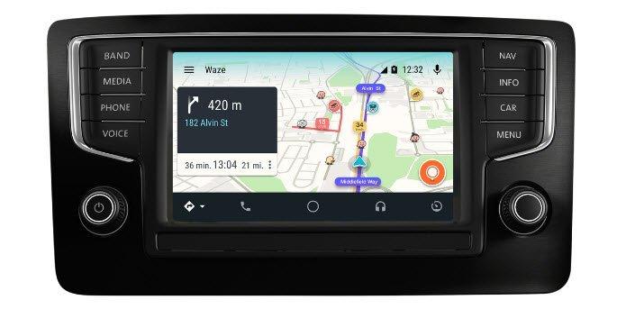 Android Auto terá Waze, integração com o carro e funcionará em smartphones