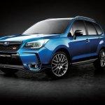 Subaru Forester tS chega à Austrália com design inspirado nos Impreza STi