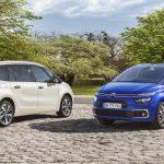 Citroën C4 Picasso passa por sua primeira reestilização
