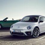Volkswagen Fusca tem mudanças na linha 2017
