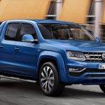 Volkswagen Amarok reestilizada chega ainda este ano e terá motor V6