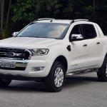 Ford Ranger 2017 flex chega às lojas por R$ 99.500
