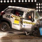 Renault Kwid recebe nota mínima em testes de colisão; carro brasileiro será melhor