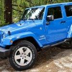 Jeep Wrangler está envolvido em recall por problema nos airbags