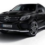 Mercedes GLE 450 AMG ganha série limitada Black Edition no Brasil