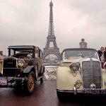 Paris vai proibir carros antigos, mas não os coleção