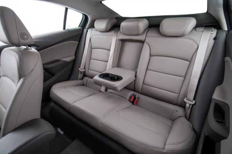 chevrolet cruze turbo 2017 - interior (16)