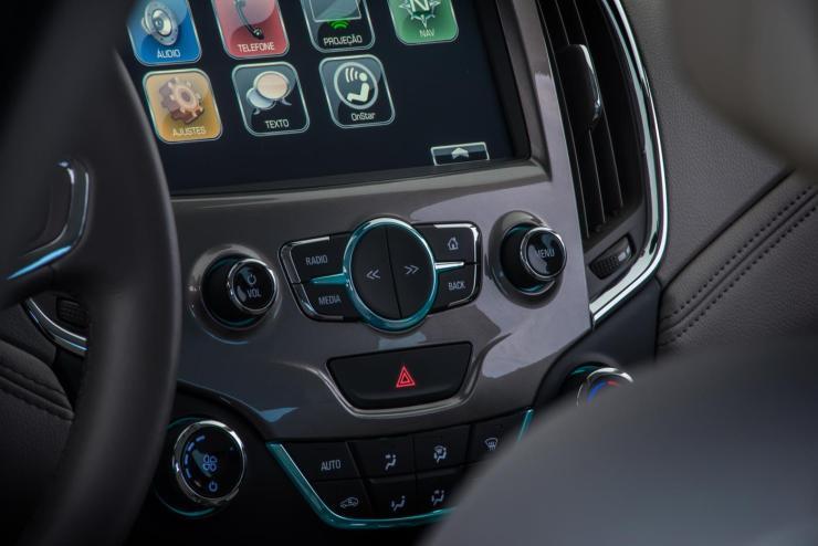 chevrolet cruze turbo 2017 - interior (7)