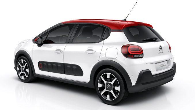 Novo Citroën C3 2019