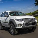 Mitsubishi Pajero Dakar Outdoor chega por R$ 165.990