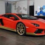 Lamborghini faz homenagem ao Miura com edição especial do Aventador