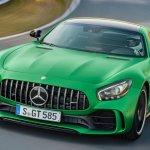 Mercedes AMG GT R terá apenas 10 unidades vendidas no Brasil