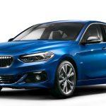 BMW Série 1 Sedan é lançado na China