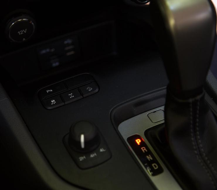 Ford-Ranger Limited-2017 (16)